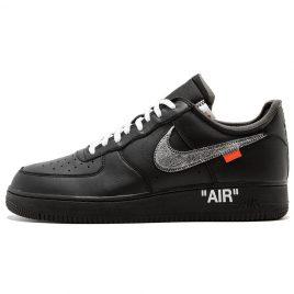 Nike X OffWhite  Air Force 1 07 Virgil x MoMa (AV5210-001)