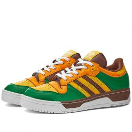 Adidas adidas x Human Made Rivalry Low Green (2020) (FY1084)