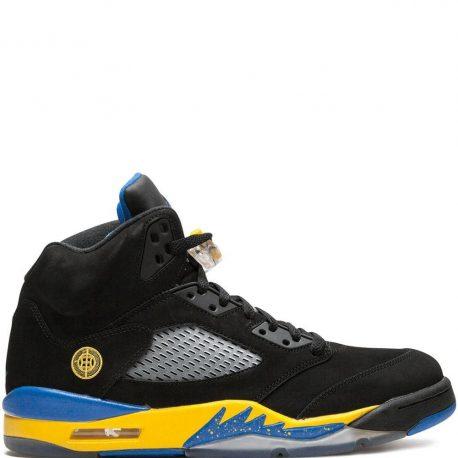 Air Jordan Nike AJ V 5 Retro 'Shanghai Shen' (2013) (136027-089)