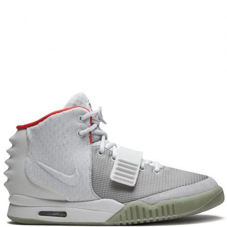 Nike Air Yeezy 2 Pure Platinum (2012) (508214-010)