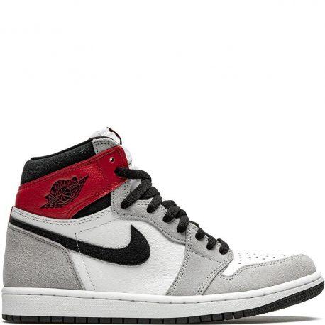 Air Jordan 1 High OG 'Light Smoke Grey' (2020) (555088-126)