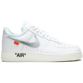 Nike x Off White Air Force 1 'ComplexCon' White (AO4297-100)