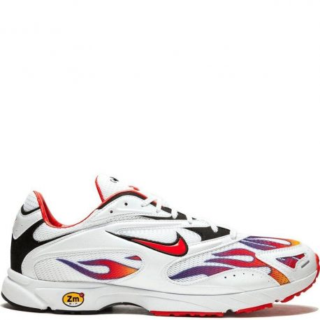 Nike x Supreme Zoom Streak Spectrum Plus White (SS18) (AQ1279-100)