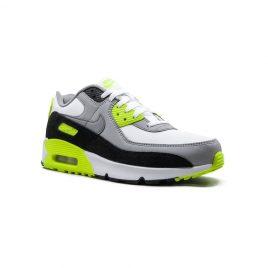 Nike Air Max 90 Recraft OG Volt (GS) (2020) (CD6864-101)