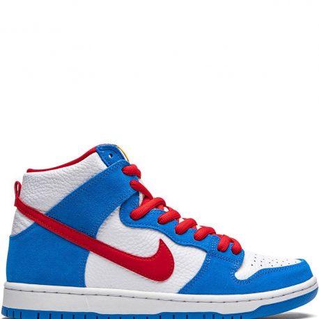 Nike SB Dunk High 'Doraemon' (2020) (CI2692-400)
