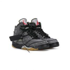 Nike x OffWhite Kids   Air Jordan 5 (CV4827)