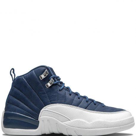 Nike Kids  Air Jordan 12 Retro Indigo (DB5595-404)