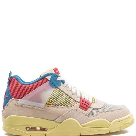 Air Jordan 4 Retro Union Guava Ice (2020) (DC9533-800)