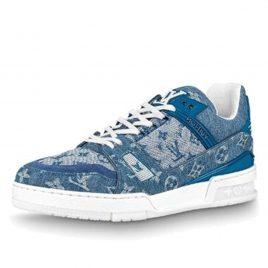 Louis Vuitton Monogram Flower Patterns Sneaker (2020) (1A7S4X)