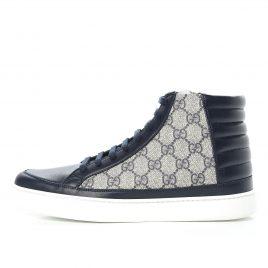Gucci Supreme GG High Top Sneaker Blue (433717A9LN04069)