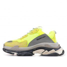 Balenciaga Triple S Trainer Neon Yellow (483513-W0901-7320)