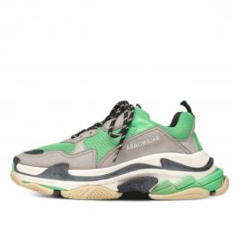 Balenciaga Triple S Green Grey (2019) (536737W09OH3067)