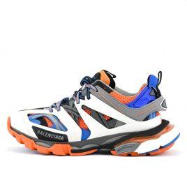 Balenciaga Track Sneaker Orange Grey (2018) (542023-W1GB1-7580)