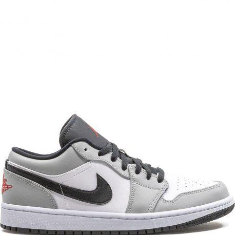 Air Jordan 1 Low Light Smoke Grey (2020) (553558-030)
