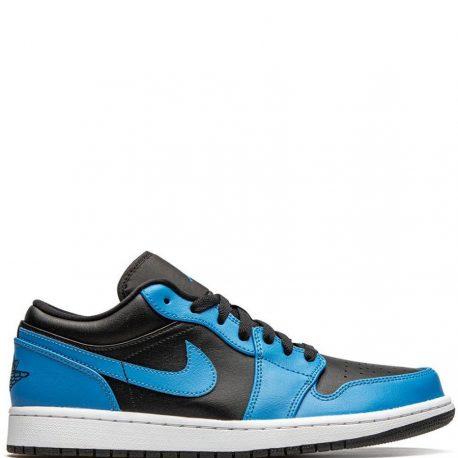 Air Jordan 1 Low 'Laser Blue' (2020) (553558-410)