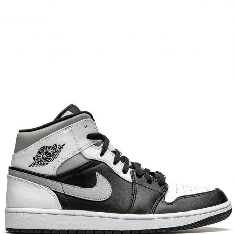Air Jordan 1 Mid 'White Shadow' (2020) (554724-073)