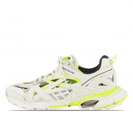 Balenciaga Track.2 White Fluo Yellow (2020) (568614-W2GN3-9073)