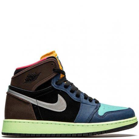 Nike Kids  Air Jordan 1 High OG Bio Hack (575441-201)