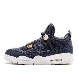 Air Jordan Nike AJ 4 IV PRM Pinnacle Navy (819139-402)