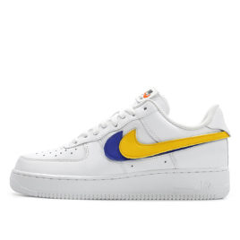 Nike Air Force 1 Low Swoosh Pack All-Star 2018 (White) (AH8462-102)