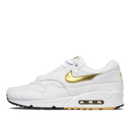 Nike Air Max 90/1 Metallic Gold (AJ7695-102)