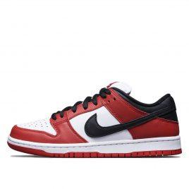 "Nike SB Dunk Low Pro ""Chicago"" (2020) (BQ6817-600)"