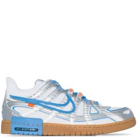 Nike x Off-White Rubber Dunk University Blue (2020) (CU6015-100)