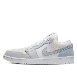 Air Jordan Nike AJ I 1 Low 'Paris' (2020) (CV3043-100)
