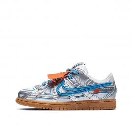 Nike x Off-White Rubber Dunk University Blue (PS) (2020) (CW7410-100)
