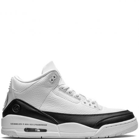 Air Jordan 3 Retro Fragment (2020) (DA3595-100)
