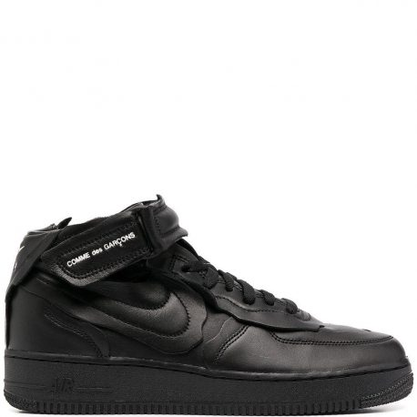 Nike  Air Force 1 Mid    Comme des Garons (GFK108-000)