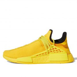 Adidas x Pharrell NMD Hu Yellow (2020) (GY0091)
