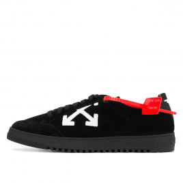 Off-White Low 2.0 Sneakers Black (OMIA042R207800541010)