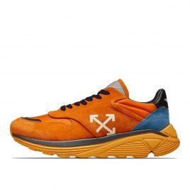 Off-White Jogger 'Orange' (2019) (OMIA047S19D39034 1901)