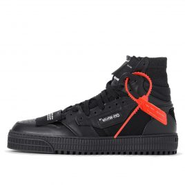 Off-White Off-Court 3.0 Total Black (2019) (OMIA065S198000161000)