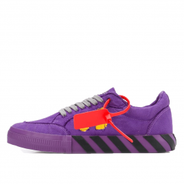 Off-White Vulc Low Top Violet (OMIA085R20D330502960)