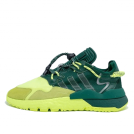 Adidas Nite Jogger Beyonce Ivy Park Dark Green Frozen Yellow (2020) (S29041)