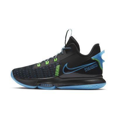 Баскетбольные кроссовки LeBron Witness 5 (CQ9380-004)