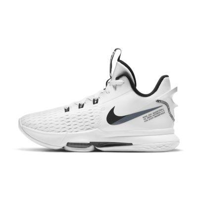 Баскетбольные кроссовки LeBron Witness 5 (CQ9380-101)