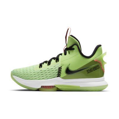 Баскетбольные кроссовки LeBron Witness 5 (CQ9380-300)