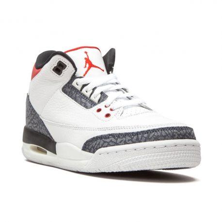 Nike Kids  Air Jordan 3 Retro (CZ6634-100)