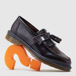 Dr. Martens Adrian Tassel Leather Loafer (14573601)