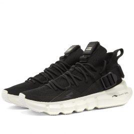 Neil Barrett x Li-Ning Buckle Strap Mesh Sneaker (BCT353-P9023-042)