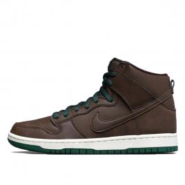 Nike SB Dunk High Baroque Brown (2021) (CV1624-200)