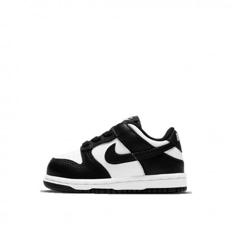 Nike Dunk Low Black White (TD) (2021) (CW1589-100)
