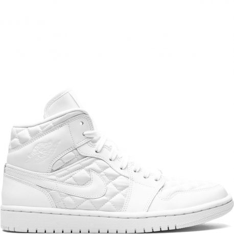 Air Jordan 1 Mid Quilted White (DB6078-100)