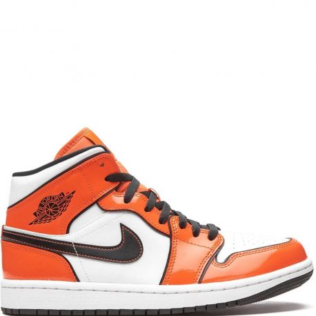 Air Jordan 1 Mid SE Turf Orange (DD6834-802)