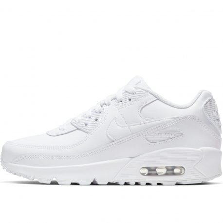 Nike Air Max 90 Leather (GS) (CD6864-100)