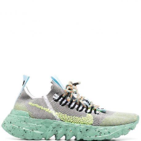 Nike lowtop laceup trainers (DJ3056)