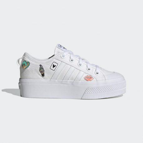 adidas Originals Nizza Platform  (FY2531)